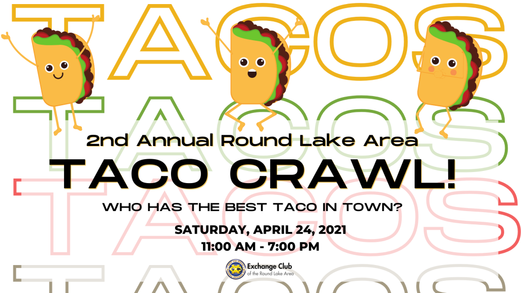 Taco Crawl Flyer